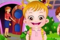 Baby Hazel e l'asilo