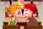 Bacio in classe