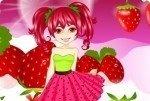 La ragazza delle fragole
