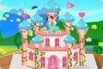 Torta castello delle principesse