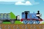 Trenino Thomas e la vernice