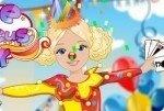 Vesti la ragazza del circo